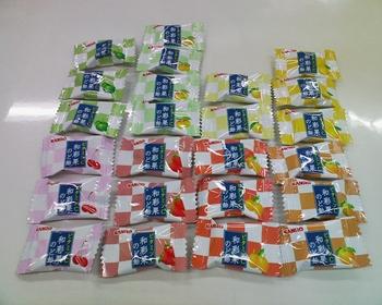 カンロ 和彩果のど飴
